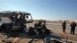 کشته شدن چند زایر ایرانی در تصادف دو اتوبوس در عراق