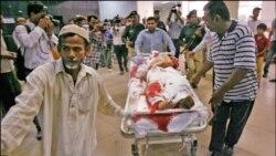 کشته شدن ۱۵ نفر در خشونت های کراچی