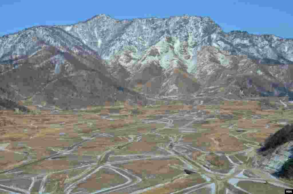 """Стрільбище """"Rodriguez Digital Multi-Purpose Range Complex"""" у 12-ти кілометрах південніше ДМЗ."""