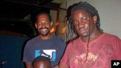 Cantor angolano Prince Wadada