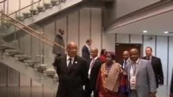南非內政部長祖馬當選非盟新主席