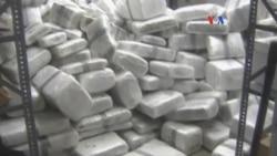 Informe de narcotráfico
