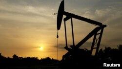 Fasilitas pompa minyak Venezuela di Lagunillas, Ciudad Ojeda (foto: dok). Produksi minyak Venezuela turun drastis akibat krisis politik dan ekonomi.