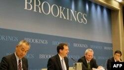 布鲁金斯学会讨论马政府经济政策