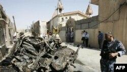 Smrtonosni napad u Iraku