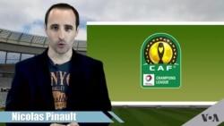 VOA Sports du 14 spetembre 2017 : les quarts de finale de la Ligue africaine des champions