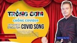 Ca sĩ Mỹ ra mắt 'Trống Cơm – Chống Covid-19'