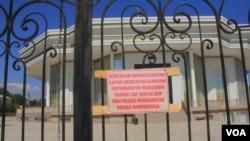 Tojikiston masjidlarida