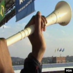 FIFA odlučila... i vuvuzela može na stadione
