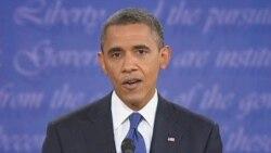 Првата претседателска дебата – ноќ на Ромни
