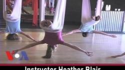 Turning Yoga Upside Down