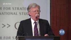 Міністерство юстиції США просить суд зупинити публікацію книжки Болтона. Відео