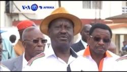 Kiongozi wa upinzani Kenya, Raila Odinga aweka masharti kushiriki katika uchaguzi wa marudio ulopangwa kufanyika October.