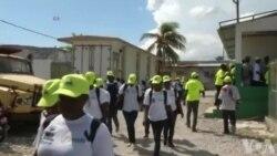 Ayiti fas ak epidemi kolera a
