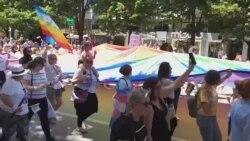 Напредок од 12 позиции на состојбата со човековите права на ЛГБТ заедницата