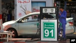 Giá dầu đã tăng tới 19%, mức tăng vọt lớn nhất kể từ cuộc chiến vùng Vịnh năm 1991.