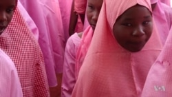 Nigeria's Dapchi Girls Go Back to School, Defying Boko Haram Abductors