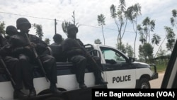 Igipolisi cyo mu mutwe udasanzwe (Special Forces) Kirinda Major Sankara