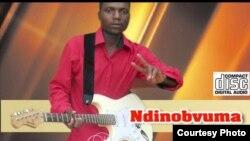 Muimbi wemusambo wesungura Rashied Knowledge Muzori