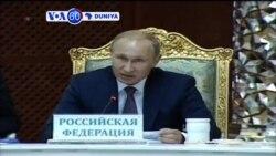VOA60 DUNIYA: Shugaban Rasha Vladimir Putin Ya Nuna Goyon Bayan Dakarunsa Ga Syria, Satumba 15, 2015
