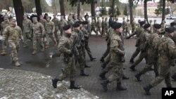 Війська НАТО в Польщі