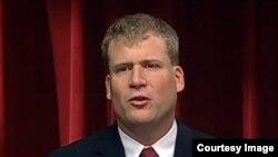 폴 허로우 매사추세츠 주 의회 하원의원. 사진 제공=폴 허로우 의원실. (자료사진)