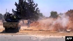 Лівійські сили обстріляли район вздовж кордону з Тунісом
