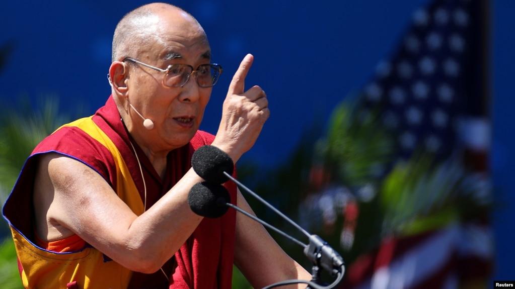 达赖喇嘛就刘晓波境况发表声明,有个错别字