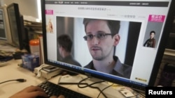 Edward Snowden đang bị truy tố về tội làm gián điệp.