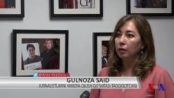 CPJ O'zbekistonda blogerlar hibsga olinishidan xavotirda
