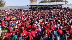 'Sifuna Ukhetho Lwama Primaries Kubandla leMDC-T Ekhokhelwa NguNelson Chamisa'