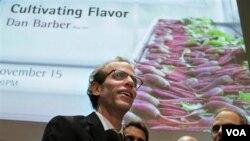 Los chefs tratan de explicar cómo la física y otras ciencias influyen en la cocina.