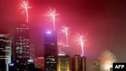 Cahaya perkotaan mengancam ekosistem planet dan mengganggu kesehatan manusia. (Foto: AFP)