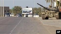 لیبیا:مصراتہ سمیت مختلف شہروں میں لڑائی جاری