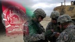 گاهشمار نزدیک به یک دهه عملیات آمریکا در افغانستان