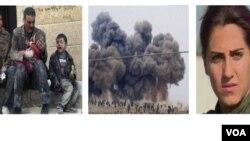 د ایدلب د ښار په دې بمباري شوې سیمه کې د ژغورنې هڅې اوس هم دوام لري