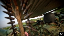 Umusirikali w'Uburundi mu gihugu cya Somaliya