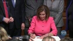 Передача статей імпічменту до Сенату: що далі? Відео