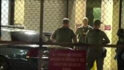当局试图确定校园枪击案凶手动机 川普总统对全国讲话
