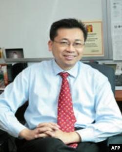 新加坡大学资深研究员蓝平儿