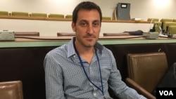 باراک راوید روزنامه نگار و تحلیگر سیاسی روزنامه اسرائیلی هاآرتص