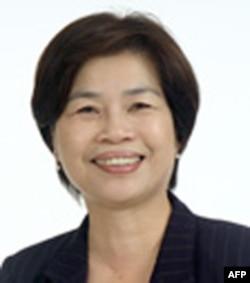 台民进党立法委员翁金珠