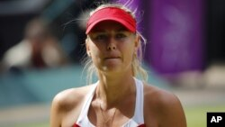 Teniserka Marija Šarapova