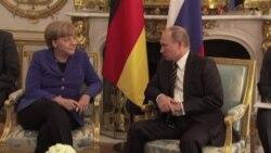 Líderes se reúnen para consolidar paz en Ucrania
