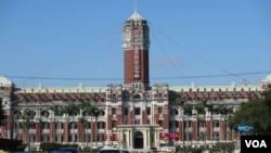 台湾总统蔡英文1月7号在总统府召开国安会议
