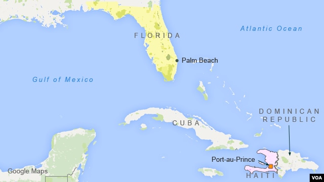 Haitian Migrants Detained After Coming Ashore in Florida