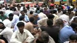 کراچی میں افطار دسترخوان