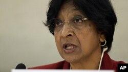 Il reste beaucoup à faire pour rendre justice aux victimes, a estimé Navi Pillay