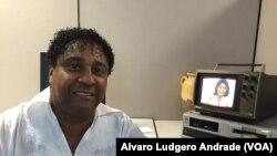 Valdir Alves, jornalista cabo-verdiano