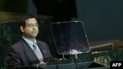 BMT-nin İranda insan haqları üzrə xüsusi təhqiqatçısı Əhməd Şahid